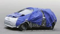2009 Ford Fiesta 5-door Spy Photos