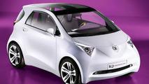 Scion Announces Micro-subcompact Concept Debut at New York Auto Show
