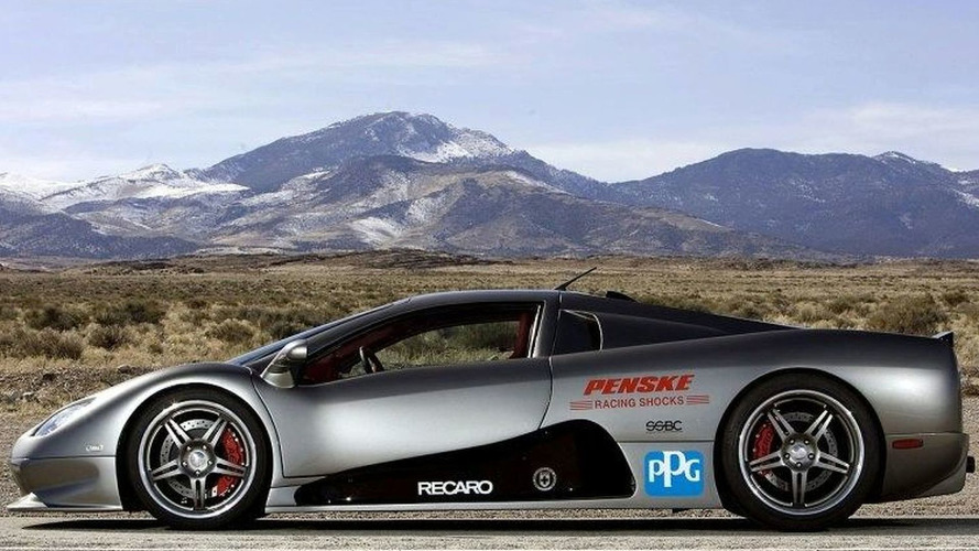 SSC Ultimate Aero 'World's Fastest Production Car'