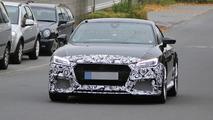 2016 Audi TT-RS Coupe spy photo