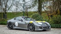 Barely driven Ferrari 599 GTO on sale for €795,000