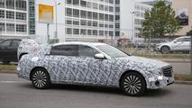 Mercedes-Maybach E-Class spy photo