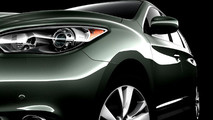 Infiniti JX concept teased