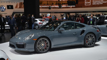 Porsche may announce 911 plug-in today, says no to autonomous