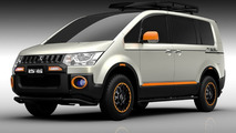 Mitsubishi prepares slightly rugged concepts for Tokyo Auto Salon