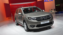 2013 Dacia Logan MCV launched in Geneva