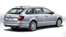 2013 Skoda Superb facelift