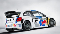 Volkswagen Polo R WRC finishes second in Rally Monte Carlo