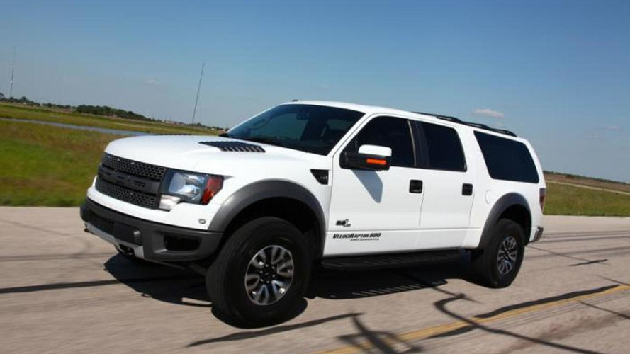 Top Gear-featured Hennessey VelociRaptor up for sale