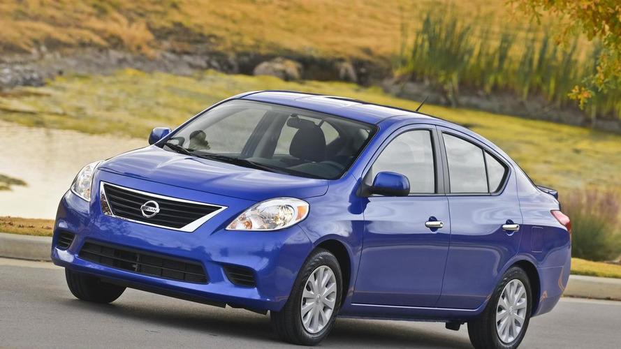 2015 Nissan Versa sedan to debut in New York - report