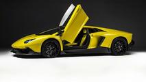 Lamborghini Aventador LP720-4 50 Anniversario 1500