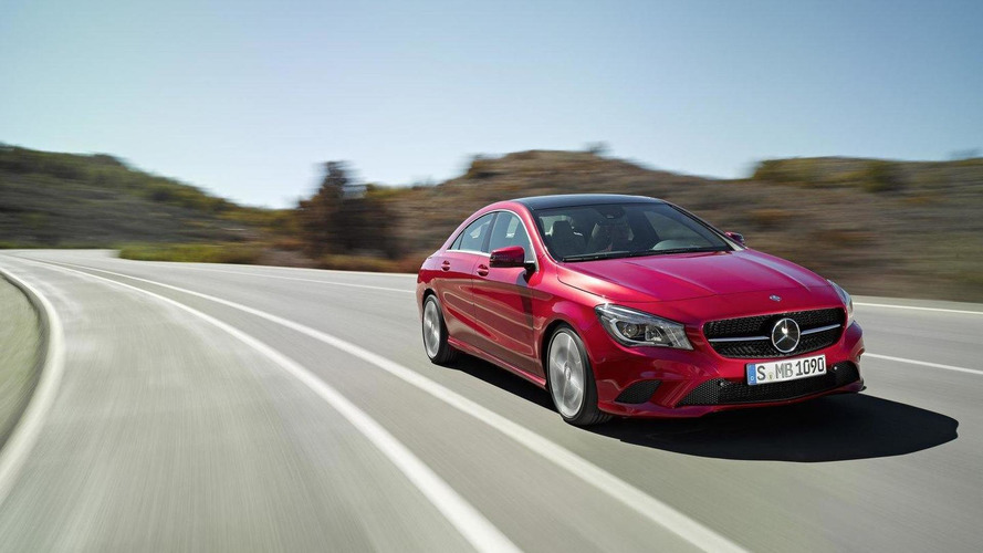No diesel engines for Mercedes CLA in US