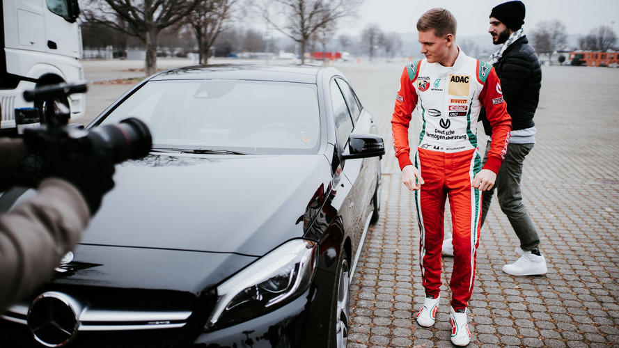 Even Michael Schumacher's Son Has To Take Driving Lessons