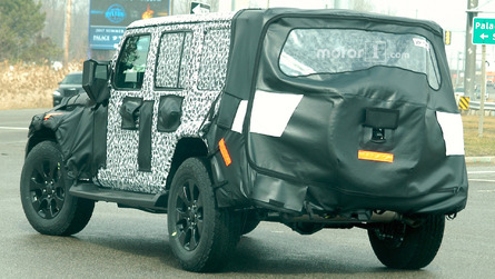 Hello, 2018 Jeep Wrangler, fancy spying you here
