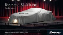 Lorinser SL Facelift to Debut at Automechanika