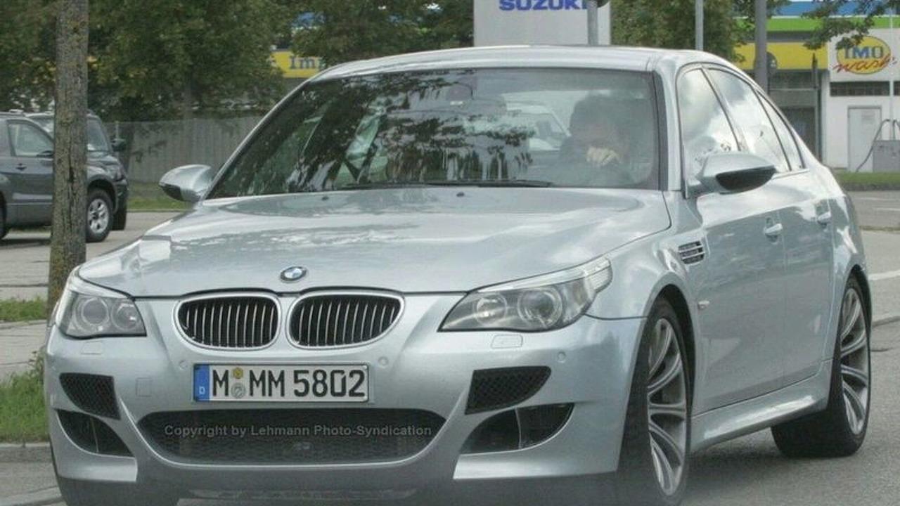 BMW M5 twin turbo