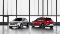 Borgward Projekt BX6 TS & BX5 revealed for Geneva