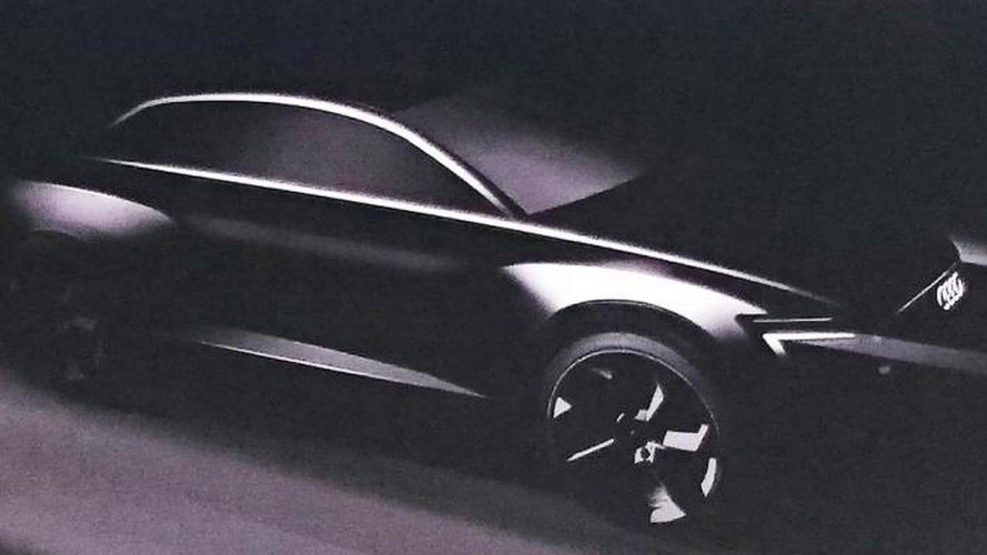 Audi Q6 concept reportedly heading to Frankfurt Motor Show