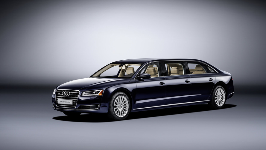 Audi says next-gen A8 could spawn Mercedes-Maybach S-Class rival