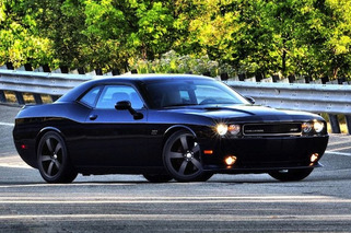 Sergio Marchionne's Custom Challenger SRT8 Headed to Auction