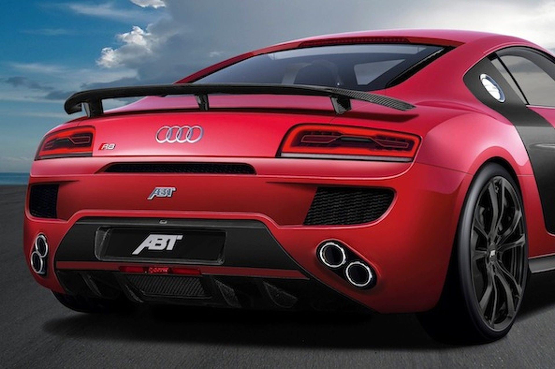 Bold Ride of the Week: ABT Audi R8 V10