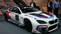 BMW M6 GT3 revealed in Frankfurt prior to racing debut next year