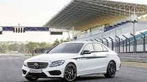 Mercedes-Benz spices up select C-Class versions with AMG accessories
