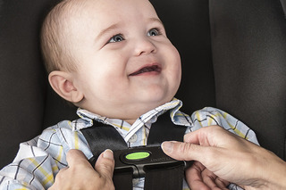 Car Seat Could Save Children from Forgetful Parents