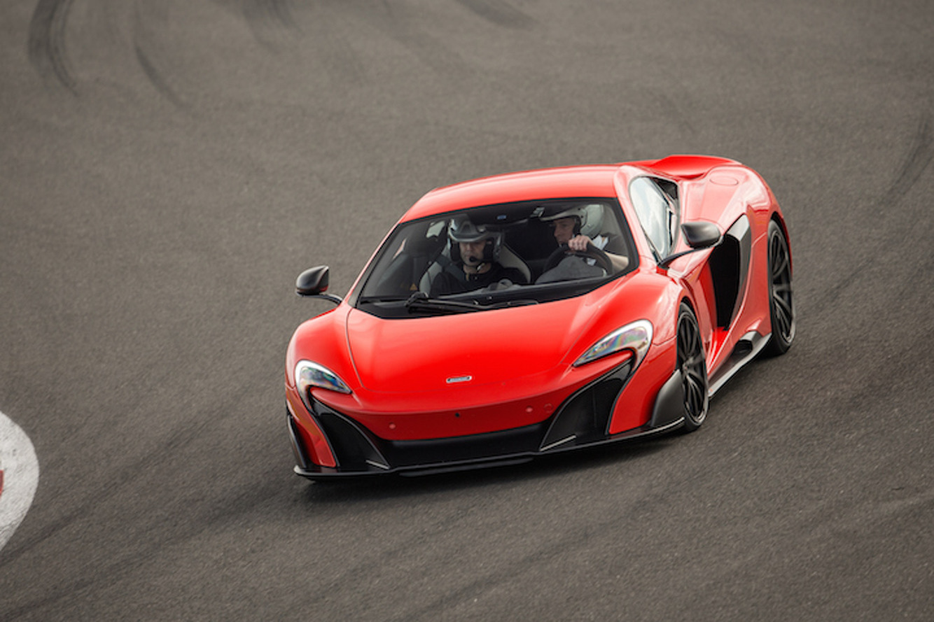 McLaren Planning 15 New Models in Just Six Years