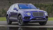 2017 Bentley Bentayga: First Drive