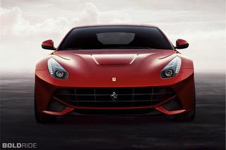Jaw Dropper: 2013 Ferrari F12berlinetta
