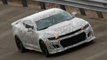 Chevy Camaro ZL1 spied & teased, debuts tomorrow [video]