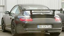 Upcoming Porsche GT3 RS