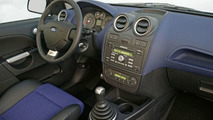 2006 Ford Fiesta ST Interior