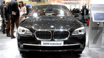 BMW 730 Ld in Geneva