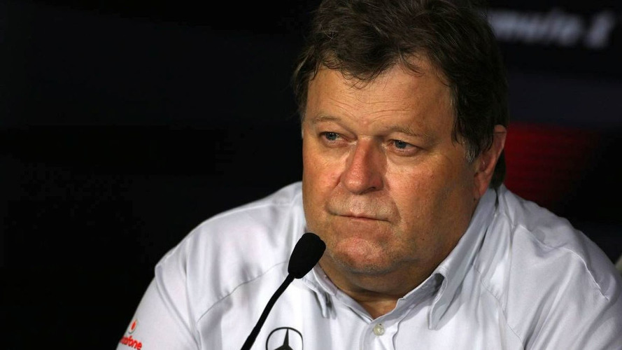 Mercedes in no hurry to sign reserve driver - Haug