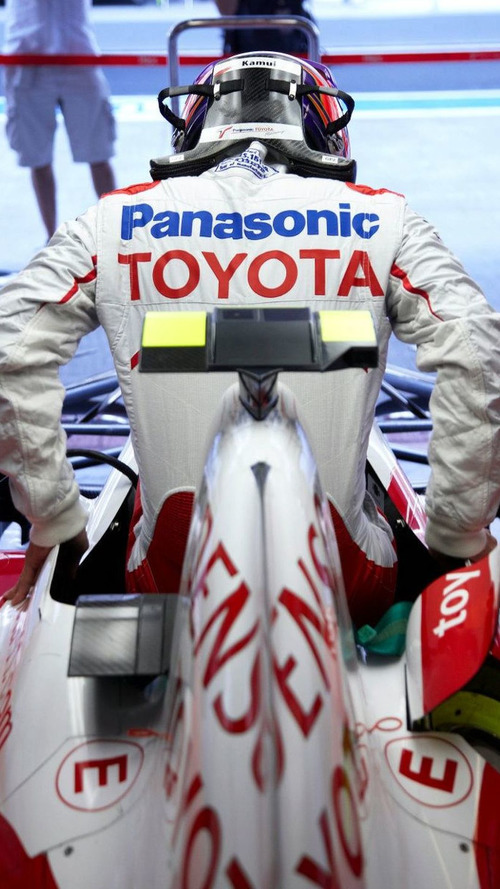 F1 tensions resume after Toyota exit