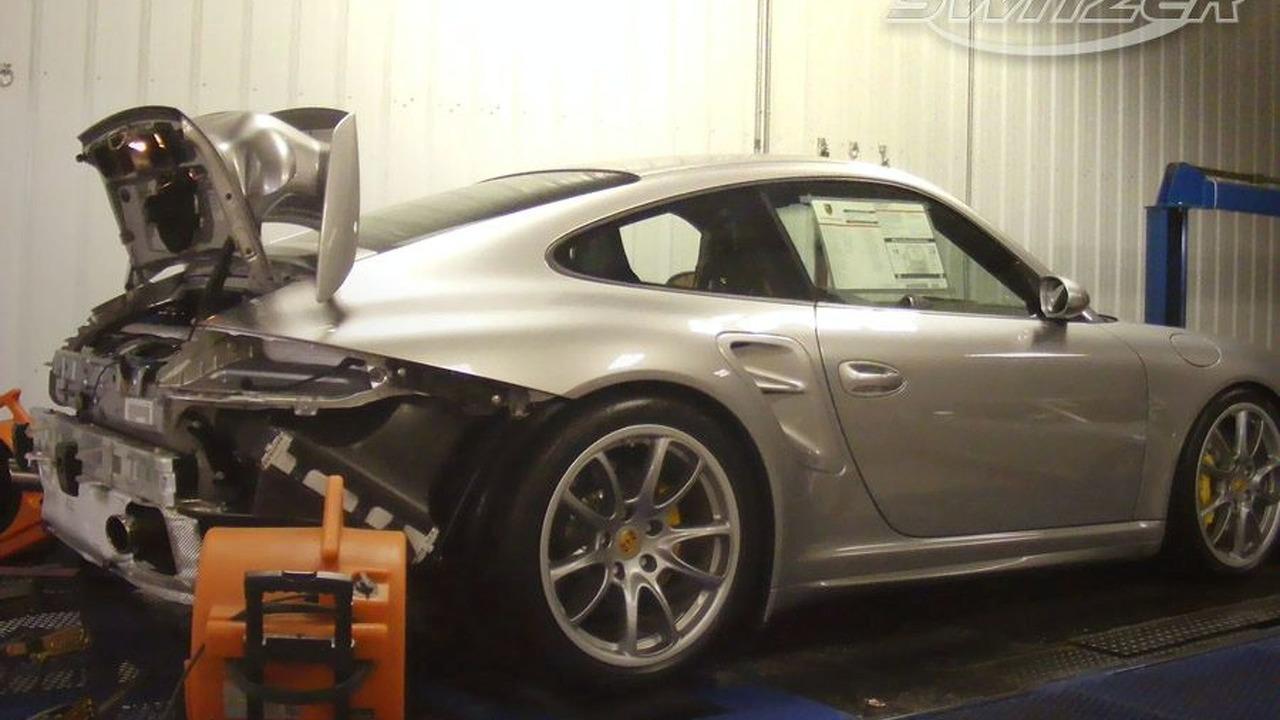 Switzer Porsche GT2 with 800hp