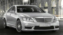 2010 Mercedes S63 AMG & S65 AMG Promotional Footage Released