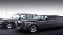 ZiL Concept proposes new Russian head of state limousine