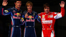 2010 Chinese Grand Prix Qualifying - RESULTS