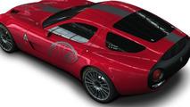 Alfa Romeo TZ3 Corsa by Zagato Atelier 25.04.2010