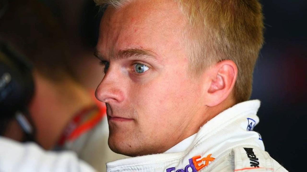 Heikki Kovalainen (FIN), McLaren Mercedes, Abu Dhabi Grand Prix, Friday Practice, 30.10.2009 Abu Dhabi, United Arab Emirates