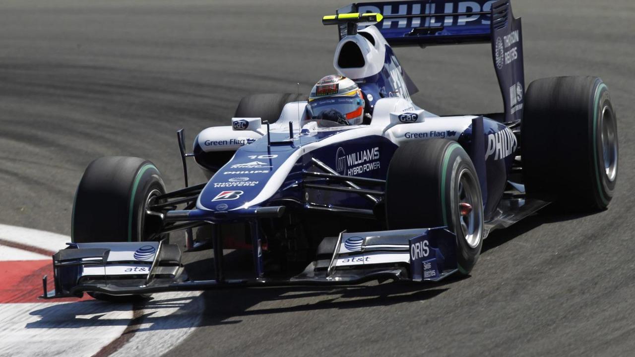 Nico Hulkenberg, Williams FW32 Cosworth