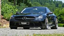 Black Saphir by INDEN-Design for Mercedes SL 63 AMG 28.07.2010