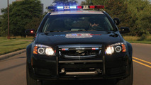 2011 Chevrolet Caprice Police Patrol Vehicle reporting for duty [video]