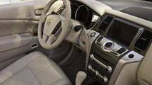 2011 Nissan Murano CrossCabriolet unveiled