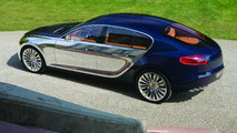 Bugatti Galibier could be axed - report