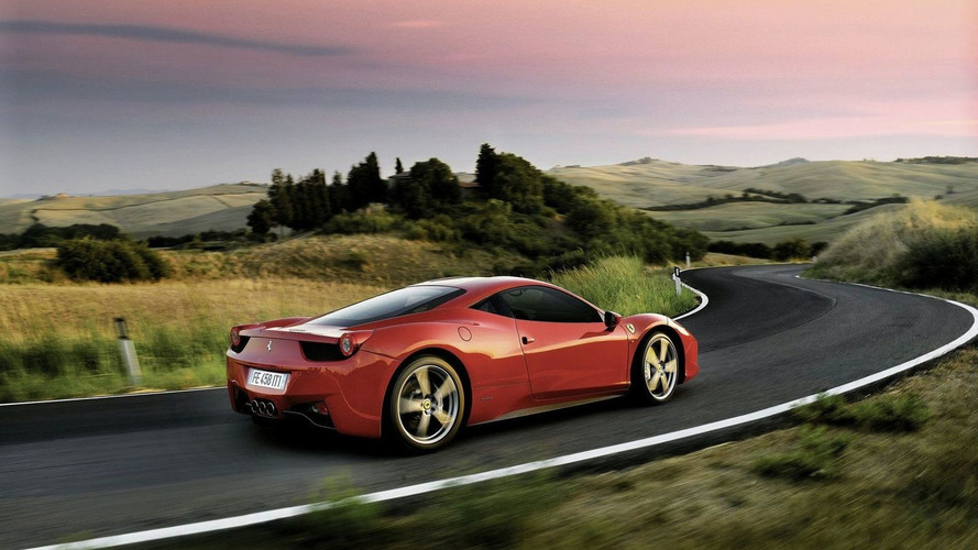 Ferrari guides you inside the racing cockpit for the 458 Italia [video]