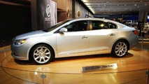 2010 Buick LaCrosse at 2009 NAIAS